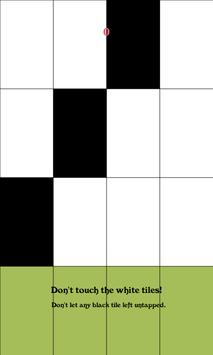 Black and White Piano screenshot 3