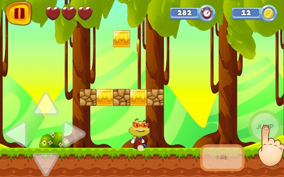 Super Ninja World Turtle Sandy Game apk screenshot