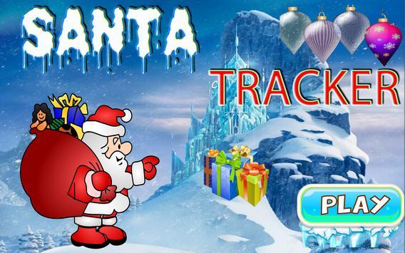 Santa Tracker poster