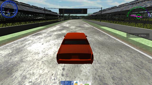 Muscle Car Racing 3D apk screenshot