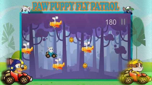 Paw Puppy Pups Fly Patrol apk screenshot