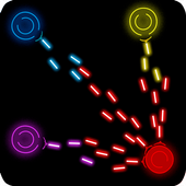 4 Players Neon War icon