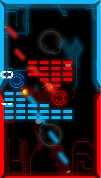 4 Players Neon War screenshot 1