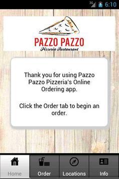 Pazzo Pazzo Pizzeria poster