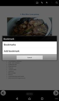 Resep Masakan Ayam Rica 2016 apk screenshot
