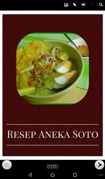 Resep Soto 2016 poster