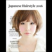Japanese Hairstyle icon