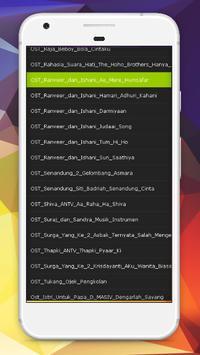 Ost Sinetron Indonesia - Lengkap Hingga 99+ Lagu screenshot 1