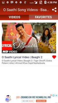 download the video song of baaghi