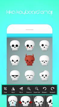 Kika Emoji Keyboard Pro ảnh chụp màn hình 2