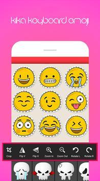 Kika Emoji Keyboard Pro ảnh chụp màn hình 7