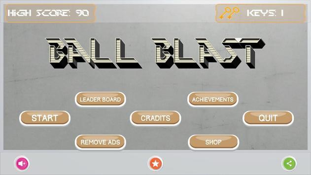 Ball Blast Defenders poster