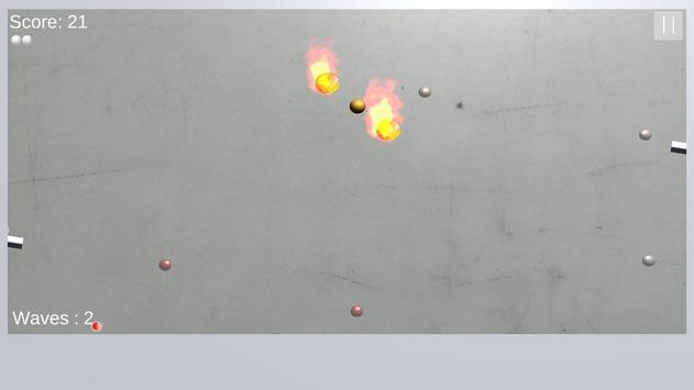 Ball Blast Defenders screenshot 2