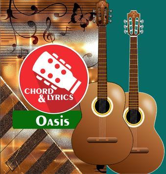 Guitar Chord Oasis poster