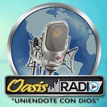 Oasis Radio poster