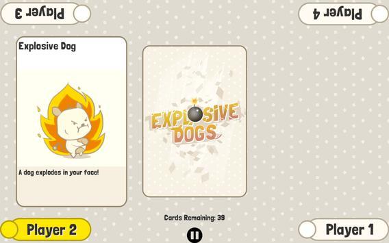 Explosive Cards: Cat Edition apk screenshot