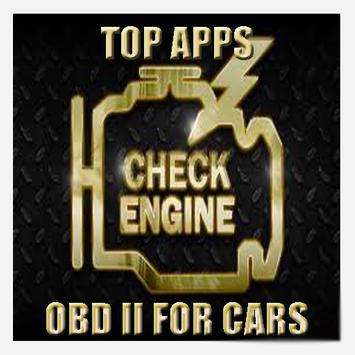 New OBD II For Cars poster