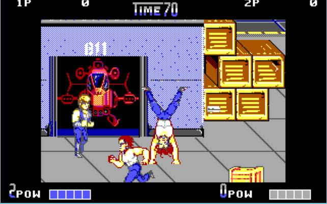 Double Dragon 2 For Android Apk Download