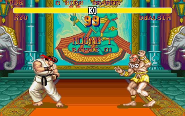 Street Fighter II for Android - APK Download