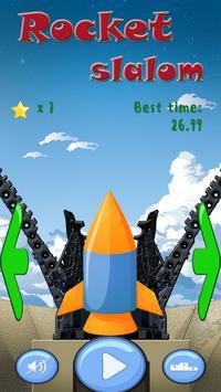Rocket Slalom poster