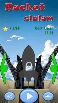 Rocket Slalom apk screenshot