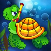 Sea Turtle Adventure Game icon