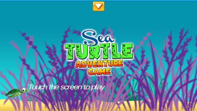 Sea Turtle Adventure Game poster