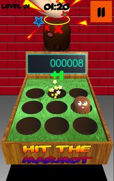 Hit the Marmot - Whack a Mole screenshot 10