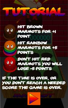 Hit the Marmot - Whack a Mole screenshot 3