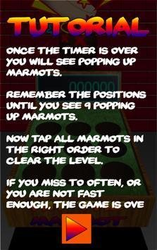 Hit the Marmot - Whack a Mole screenshot 4