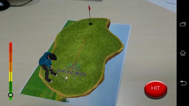 Lotus Lakes Golf AR apk screenshot