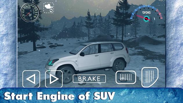 Off-Road SUV Simulator 4x4 poster