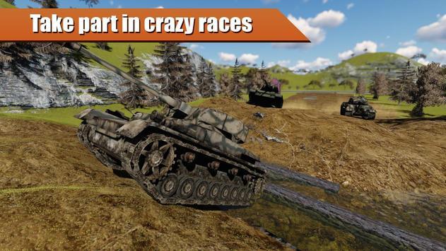 OffRoad Tank Suv Simulator poster