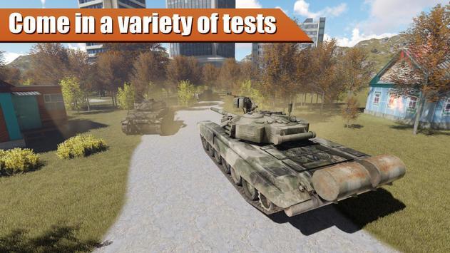 OffRoad Tank Suv Simulator apk screenshot