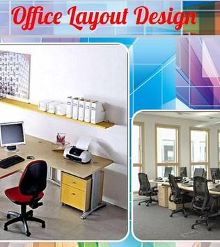 Office Layout Design poster