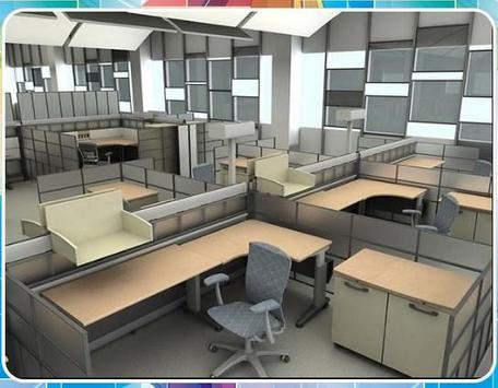 Office Layout Design screenshot 1
