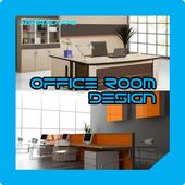office room design icon