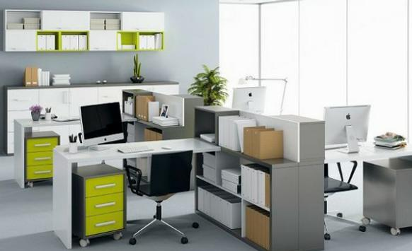 office room design screenshot 8