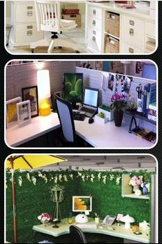 Office Table Decoration Ideas screenshot 8