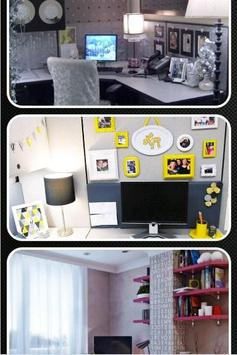 Office Table Decoration Ideas screenshot 9