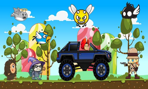 Off-road Hill Climb Legends apk screenshot