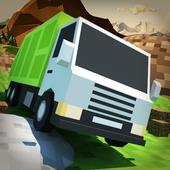 4x4 Offroad Blocky Truck icon