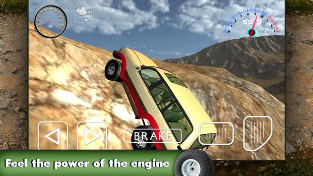 Offroad Jeep 3D 2016 screenshot 1