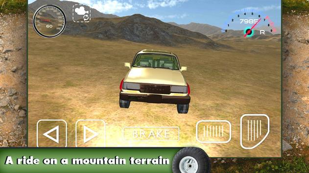 Offroad Jeep 3D 2016 screenshot 2
