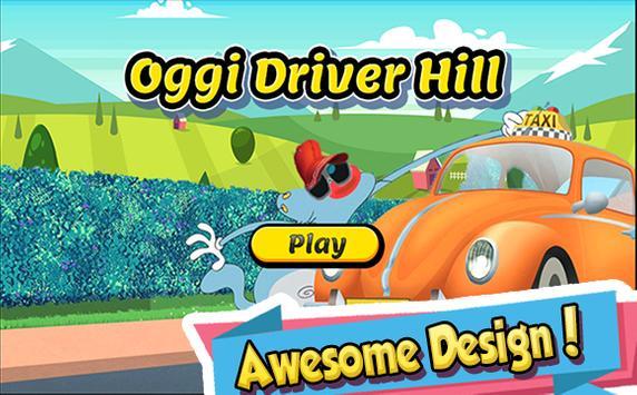 Oggi Driver Hill poster