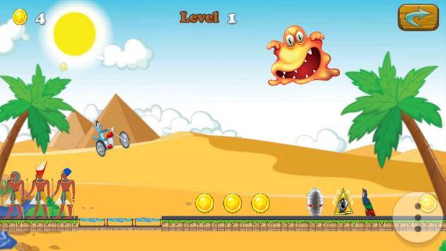 Oggy bike adventure world screenshot 3