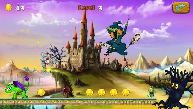 Oggy bike adventure world screenshot 2
