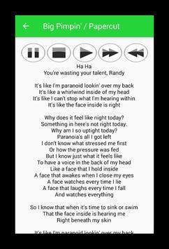 Linkin Park Heavy Song 2017 screenshot 2