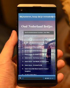 Old Netherlands songs screenshot 2