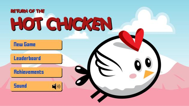 Hot Chicken - Clicker Game poster